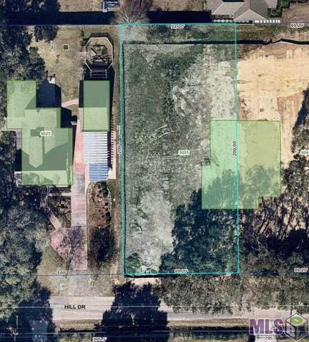 4874 Bluebonnet Rd, Baton Rouge, LA 70809 (#2021014528) :: David Landry Real Estate