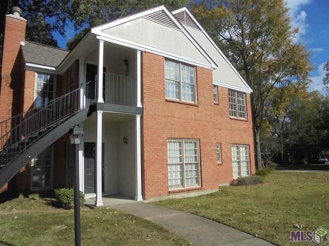 7431 Jefferson Place Cir B, Baton Rouge, LA 70809 (#2021014551) :: Darren James & Associates powered by eXp Realty