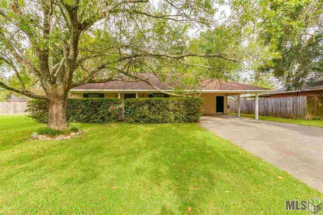 20815 Numbers Dr, Zachary, LA 70791 (#2021014558) :: Smart Move Real Estate