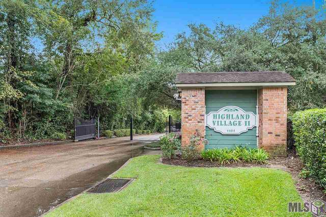 4464 Highland Rd #504, Baton Rouge, LA 70808 (#2021014572) :: Darren James & Associates powered by eXp Realty