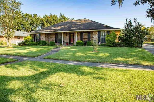 12515 Parktrail Ave, Baton Rouge, LA 70816 (#2021014591) :: David Landry Real Estate