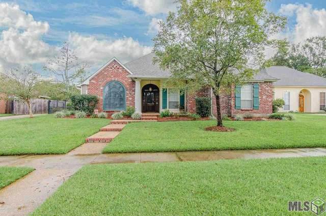 10133 Glen Manor Ave, Baton Rouge, LA 70809 (#2021014620) :: David Landry Real Estate