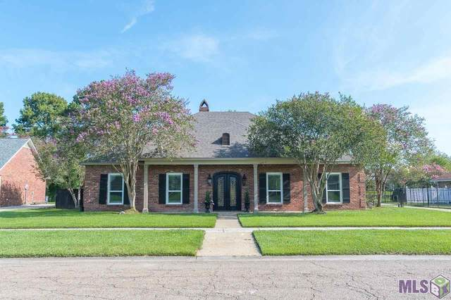 12235 S Lake Sherwood Ave, Baton Rouge, LA 70816 (#2021014635) :: David Landry Real Estate
