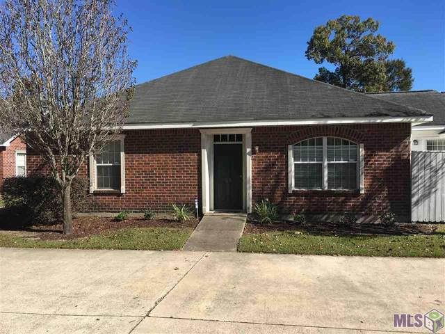 5255 Congress Blvd #55, Baton Rouge, LA 70808 (MLS #2021014638) :: United Properties