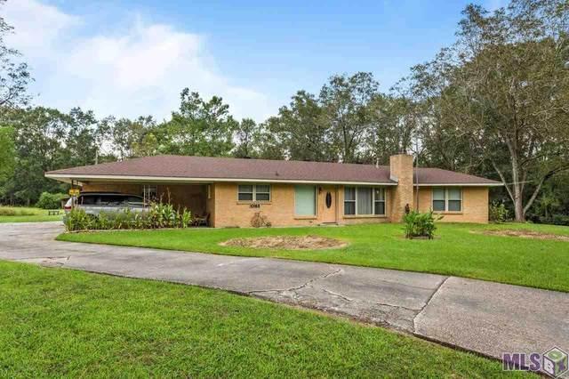 10165 Meadowdale Dr, Baton Rouge, LA 70811 (#2021014686) :: Smart Move Real Estate