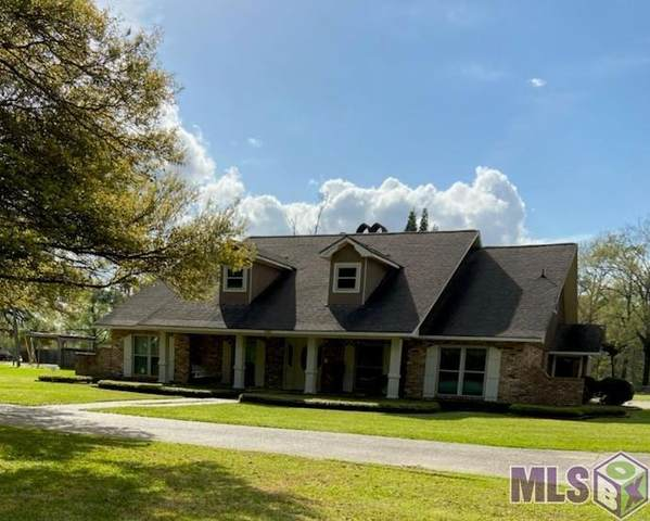 17887 Greenwell Springs Rd, Greenwell Springs, LA 70739 (#2021014707) :: Smart Move Real Estate