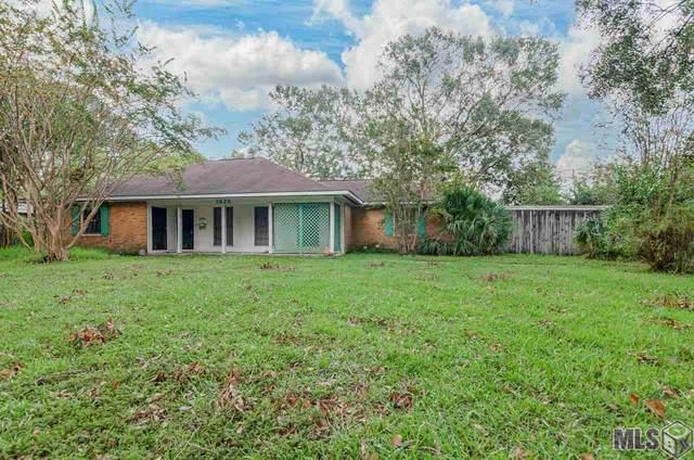 1275 E Riveroaks Dr, Baton Rouge, LA 70815 (#2021014722) :: David Landry Real Estate