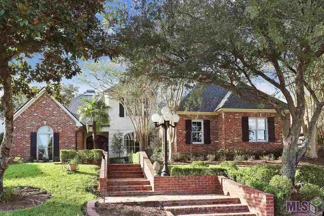 18229 Green Lakes Ct, Baton Rouge, LA 70810 (#2021014815) :: David Landry Real Estate