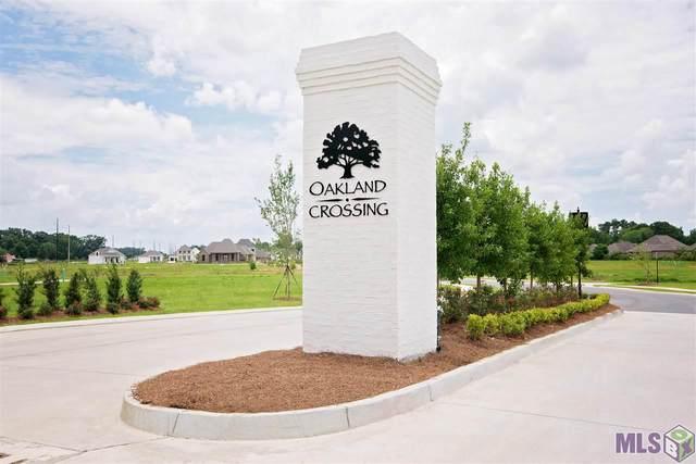 66 Cedar Grove Way, Prairieville, LA 70769 (#2021014843) :: David Landry Real Estate
