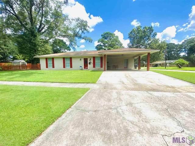 6947 Maplewood Ave, Baton Rouge, LA 70812 (#2021014891) :: Smart Move Real Estate