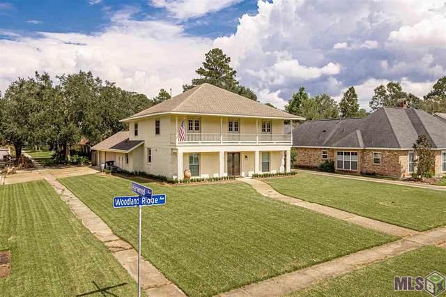 14011 Woodland Ridge Ave, Baton Rouge, LA 70816 (#2021014905) :: Smart Move Real Estate
