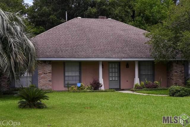 502 Trammell Dr, Baton Rouge, LA 70815 (#2021014907) :: David Landry Real Estate