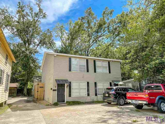3608,3610,3612 Capital Heights Ave, Baton Rouge, LA 70806 (#2021014915) :: Smart Move Real Estate