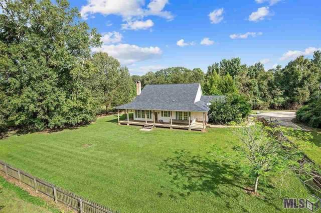1952 E Flanacher Rd, Zachary, LA 70791 (#2021014933) :: Smart Move Real Estate