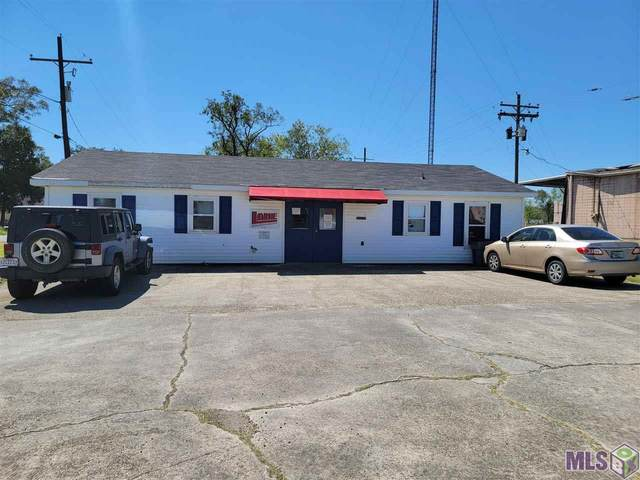 1257 N Barman Ave, Gonzales, LA 70737 (#2021014935) :: Darren James & Associates powered by eXp Realty
