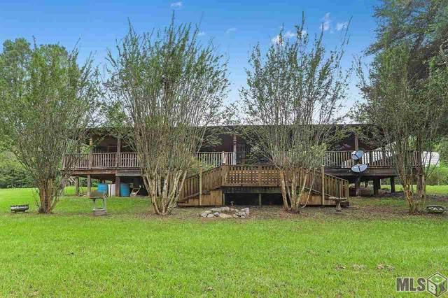 12647 Robins Rd, Clinton, LA 70722 (#2021014936) :: Smart Move Real Estate