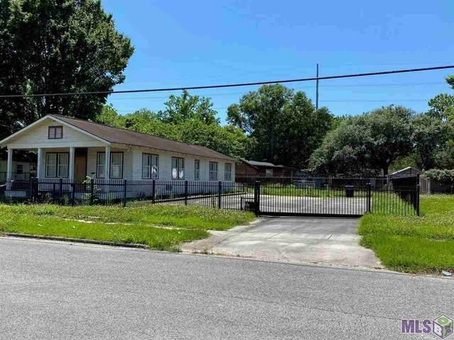 724 S 15TH ST, Baton Rouge, LA 70820 (#2021014943) :: The Fields Group