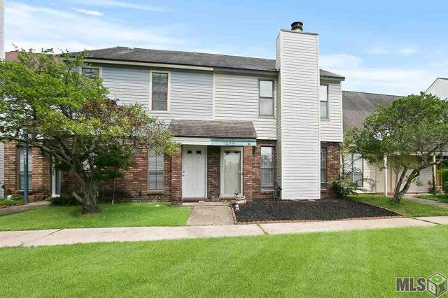 4331 Jefferson Woods Dr, Baton Rouge, LA 70809 (#2021014989) :: David Landry Real Estate