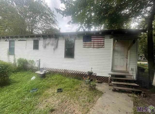 5916 Byron St, Baton Rouge, LA 70805 (#2021015001) :: David Landry Real Estate