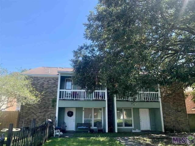 15864 S Sunderland Ave, Baton Rouge, LA 70816 (#2021015013) :: David Landry Real Estate
