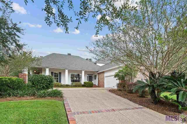 18219 Green Lakes Ct, Baton Rouge, LA 70810 (#2021015103) :: David Landry Real Estate