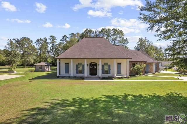 9774 Hunter Brook Ln, Denham Springs, LA 70706 (#2021015130) :: David Landry Real Estate