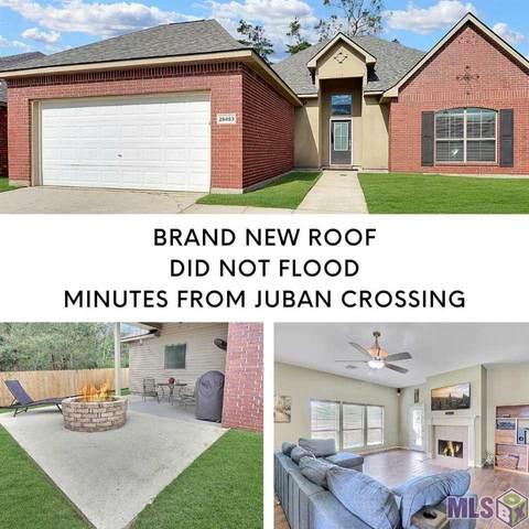 26453 Avoyelles Ave, Denham Springs, LA 70726 (#2021015169) :: David Landry Real Estate