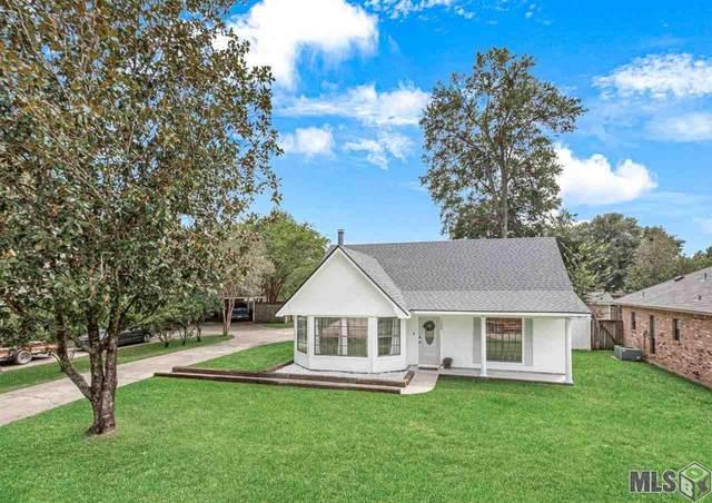 1408 Weeping Willow Dr, Denham Springs, LA 70726 (#2021015200) :: David Landry Real Estate