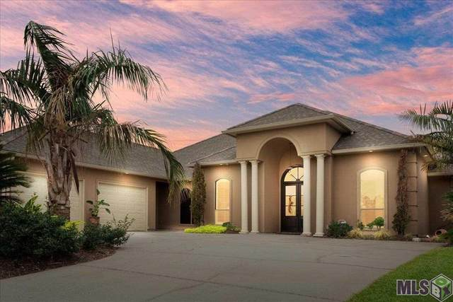 21495 Yellowfin Dr, Springfield, LA 70462 (#2021015371) :: David Landry Real Estate