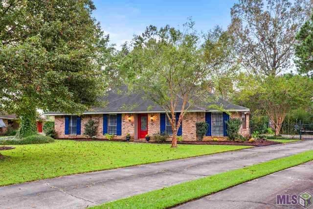 16912 Culpepper Ave, Baton Rouge, LA 70817 (#2021015388) :: David Landry Real Estate