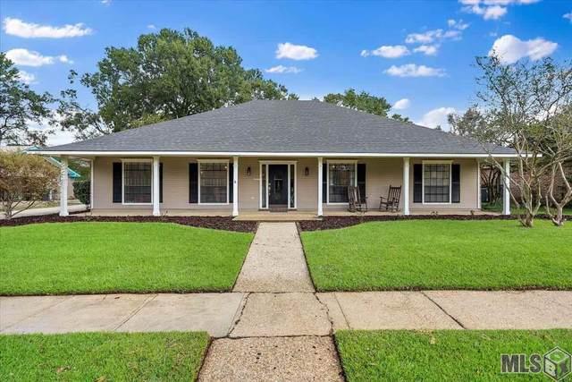 16121 Hogenville Ave, Baton Rouge, LA 70817 (#2021015407) :: David Landry Real Estate