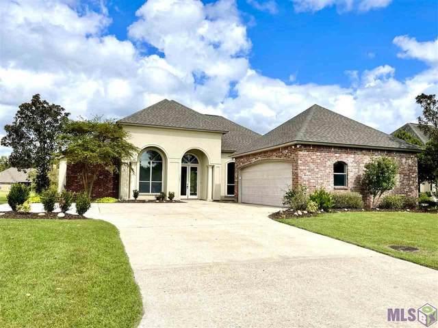 13887 Creekstone Dr, Denham Springs, LA 70726 (#2021015416) :: David Landry Real Estate
