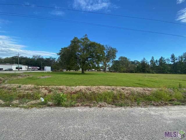 13130 N Burnside Ave, Gonzales, LA 70737 (MLS #2021015470) :: United Properties