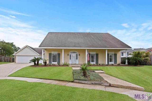 12212 Lake Leta Cir, Baton Rouge, LA 70816 (#2021015482) :: David Landry Real Estate
