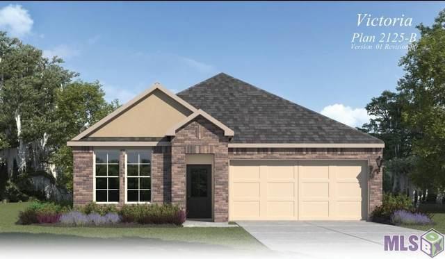 6413 Tiger Pointe Dr, Baton Rouge, LA 70817 (#2021015524) :: David Landry Real Estate