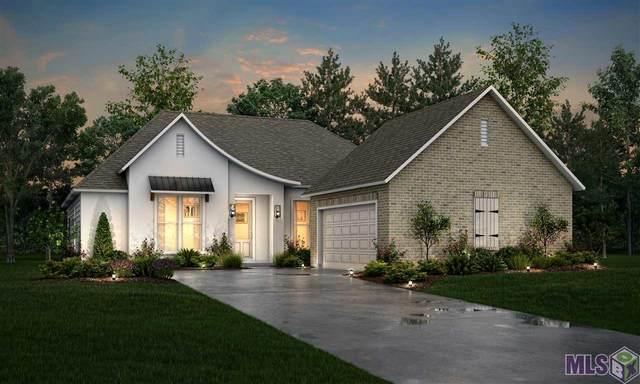 9642 South Creek Dr, Denham Springs, LA 70726 (#2021015526) :: David Landry Real Estate
