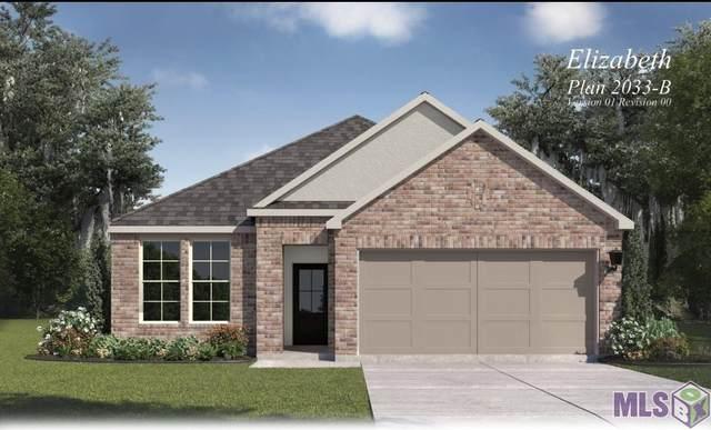 6619 Tiger Pointe Dr, Baton Rouge, LA 70817 (#2021015533) :: David Landry Real Estate
