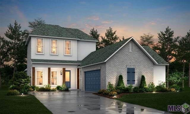9664 South Creek Dr, Denham Springs, LA 70726 (#2021015536) :: David Landry Real Estate