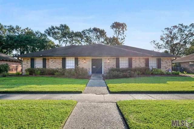 1443 Crescent Dr, Baton Rouge, LA 70806 (#2021015635) :: David Landry Real Estate