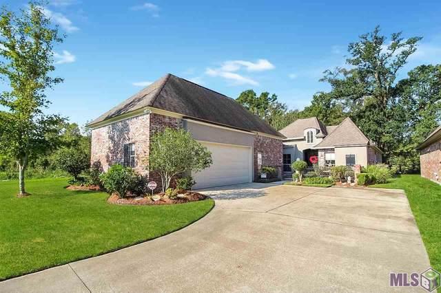 3322 Shady View Dr, Baton Rouge, LA 70816 (MLS #2021015681) :: United Properties