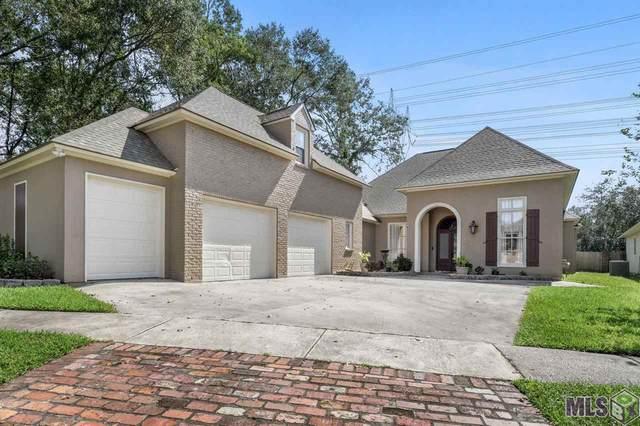 17652 Greens Ct, Baton Rouge, LA 70810 (#2021015783) :: David Landry Real Estate