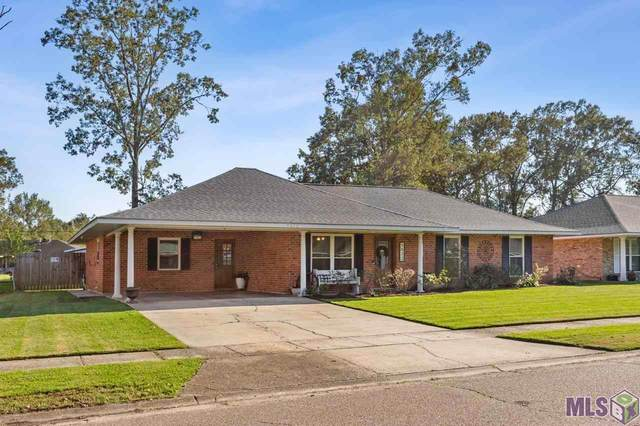 9632 Rustling Oak Dr, Baton Rouge, LA 70818 (#2021015796) :: David Landry Real Estate