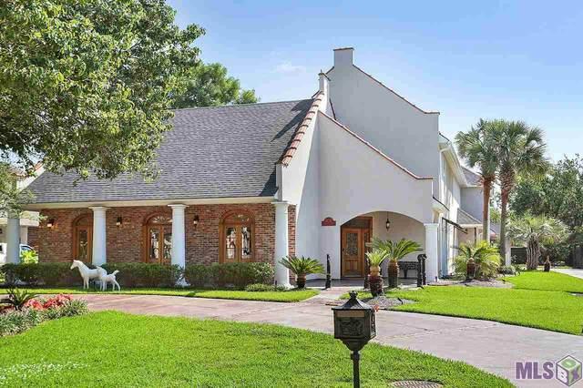 2237 Dove Hollow Dr, Baton Rouge, LA 70809 (MLS #2021015797) :: United Properties