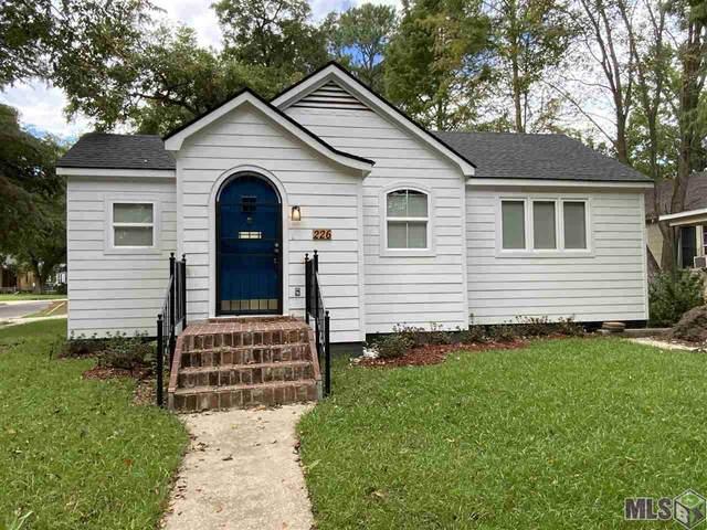 226 Belleview Dr, Baton Rouge, LA 70806 (MLS #2021015815) :: United Properties