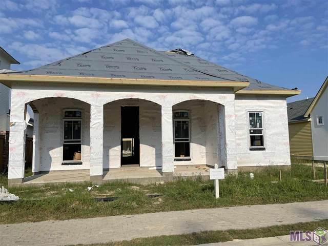 2743 Pointe-Marie Dr, Baton Rouge, LA 70820 (MLS #2021015852) :: United Properties
