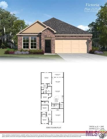 6721 Tiger Pointe Dr, Baton Rouge, LA 70817 (#2021015940) :: David Landry Real Estate