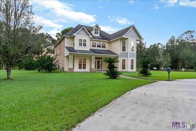 10450 Mandy Ln, Denham Springs, LA 70706 (MLS #2021015967) :: United Properties