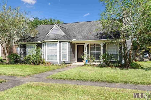 4465 Country Hill Dr, Baton Rouge, LA 70816 (#2021015986) :: David Landry Real Estate