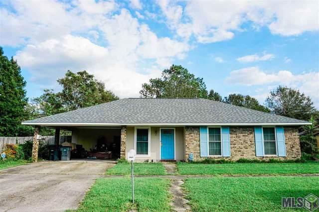 7641 Thrush Dr, Baton Rouge, LA 70809 (#2021016040) :: Patton Brantley Realty Group
