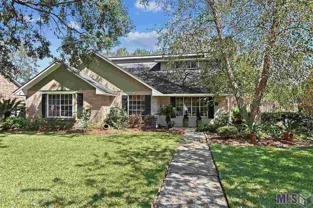 13825 House Of Lancaster Dr, Baton Rouge, LA 70816 (#2021016063) :: The W Group